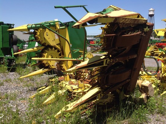2007 John Deere 688 Forage Head-Rotary For Sale