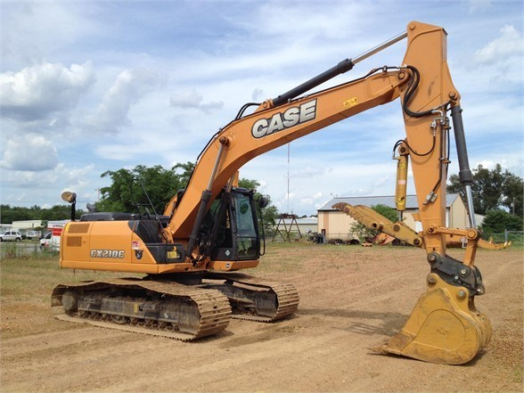 2013 Case CX210C Excavator-Track For Sale