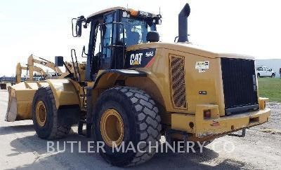 2009 Caterpillar 966H Image 3