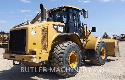 2009 Caterpillar 966H Image 4