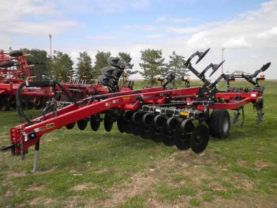 2010 Case IH 730C Deep Till For Sale