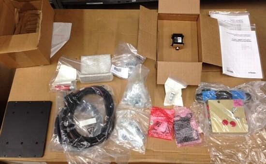 Trimble ZTN54035-26 GPS System For Sale