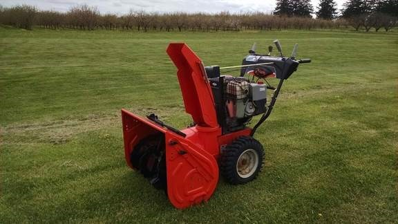 2013 Ariens PRO 28 Snow Blower For Sale