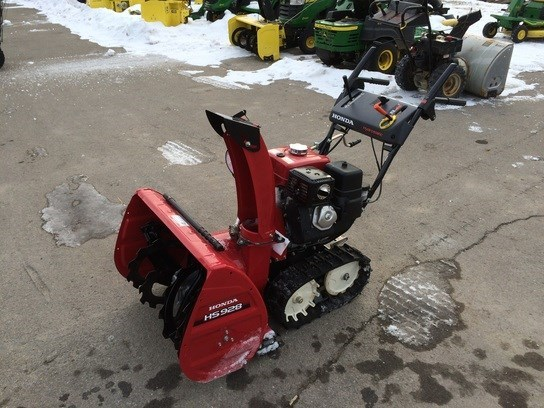 2012 Honda HS928K1TAS Snow Blower For Sale