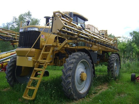 2010 Other RG1184 Sprayer-Self Propelled For Sale