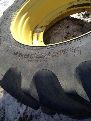 2013 John Deere Good Year tires Attachment For Sale