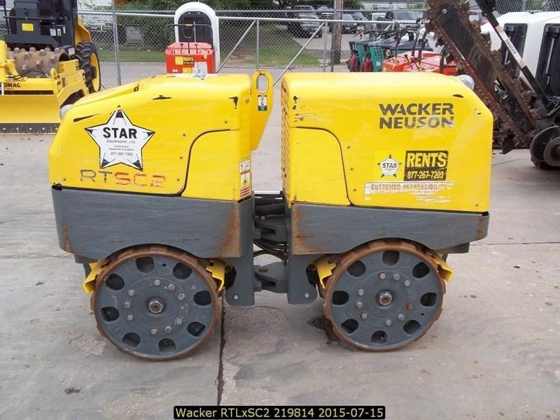 2014 Wacker RTxSC2 Image 3
