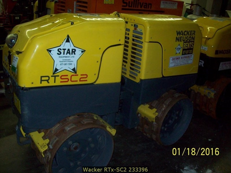 2014 Wacker RTxSC2 Image 2