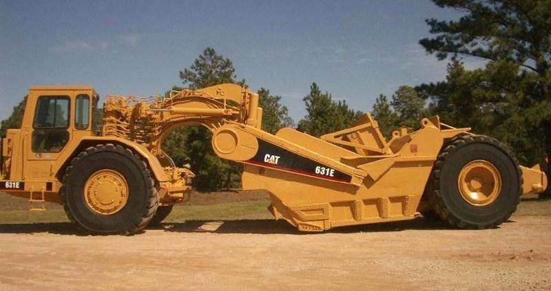1991 Caterpillar 631E Image 6