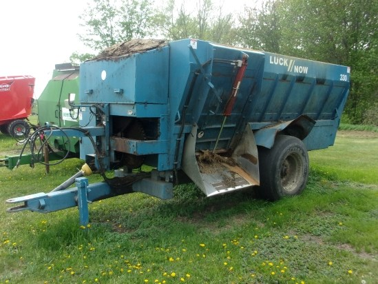 Lucknow 330 Feeder Wagon-Power For Sale