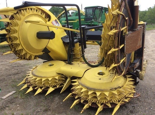 2014 John Deere 778 Forage Head-Rotary For Sale