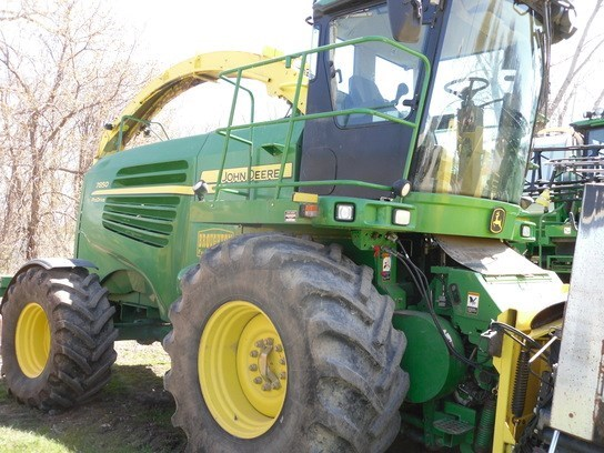 2009 John Deere 7850 Forage Harvester-Self Propelled For Sale