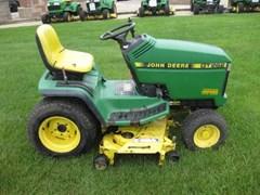 Riding Mower For Sale 1993 John Deere GT262 , 17 HP