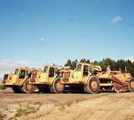1986 Caterpillar 637E AUGER Thumbnail 7