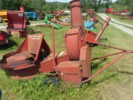 New Holland 30 Forage Boxes and Blowers For Sale
