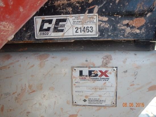 2014 Link Belt 350X3EX Image 6