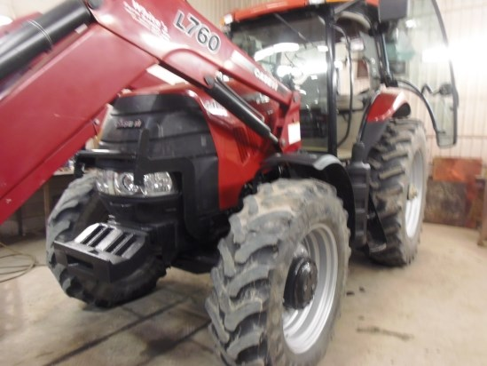2010 Case IH 140 PUMA Tractor For Sale