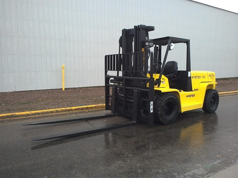 2006 Hyster H155XL2 Image 2