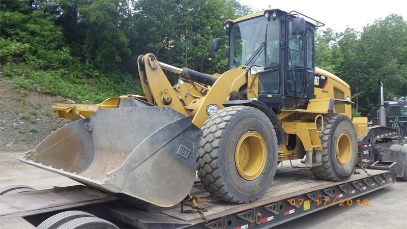 2012 Caterpillar 930K Image 1