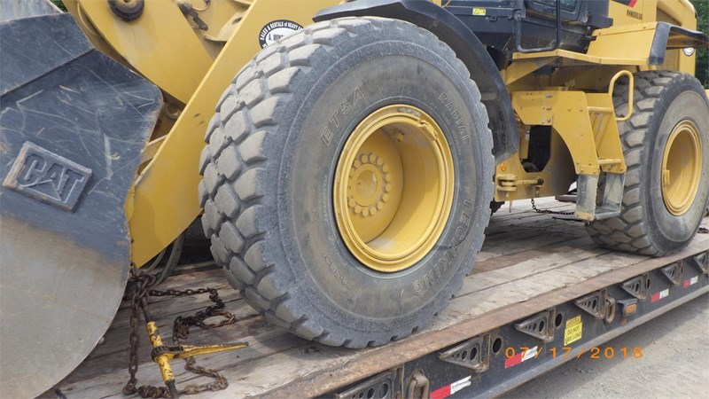 2012 Caterpillar 930K Image 3