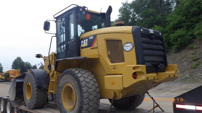 2012 Caterpillar 930K Image 5
