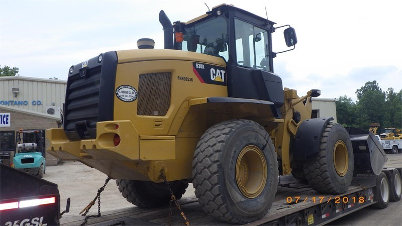 2012 Caterpillar 930K Image 6
