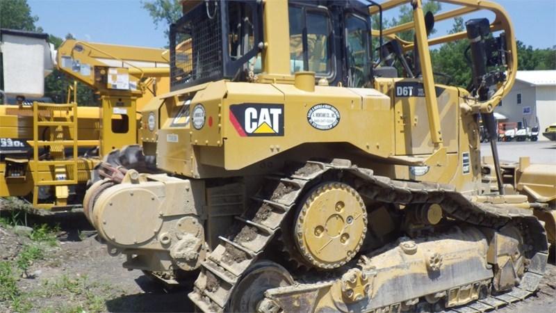 2012 Caterpillar D6T XL Image 3