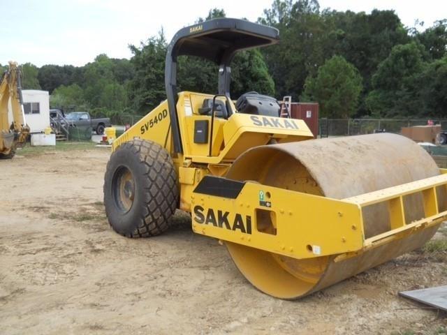 2014 Sakai SV540D Image 2