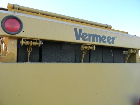 2013 Vermeer 605SM Image 9