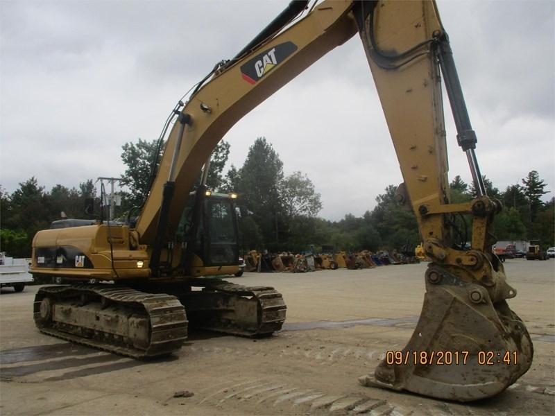 2008 Caterpillar 330DL Image 3