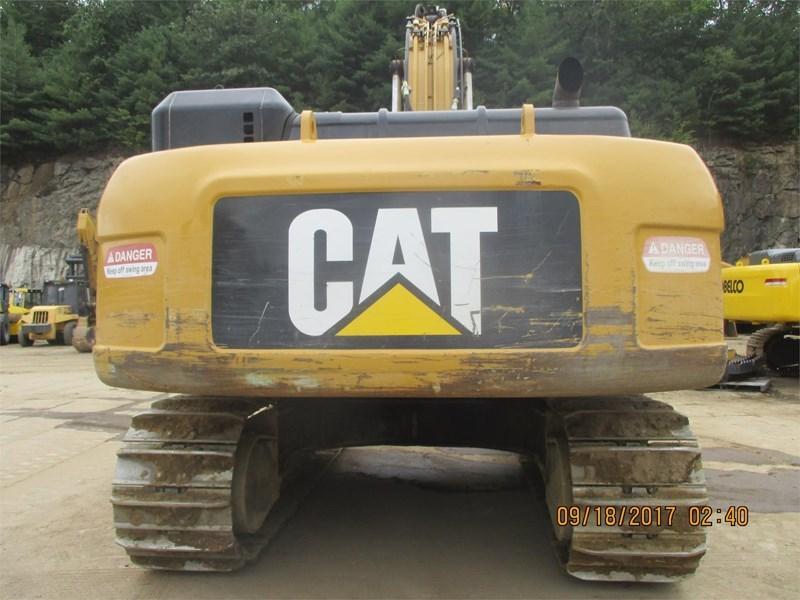 2008 Caterpillar 330DL Image 8