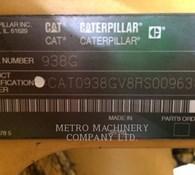 2001 Caterpillar 938G Thumbnail 2