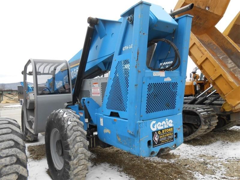 2007 Genie GTH1056 Image 7