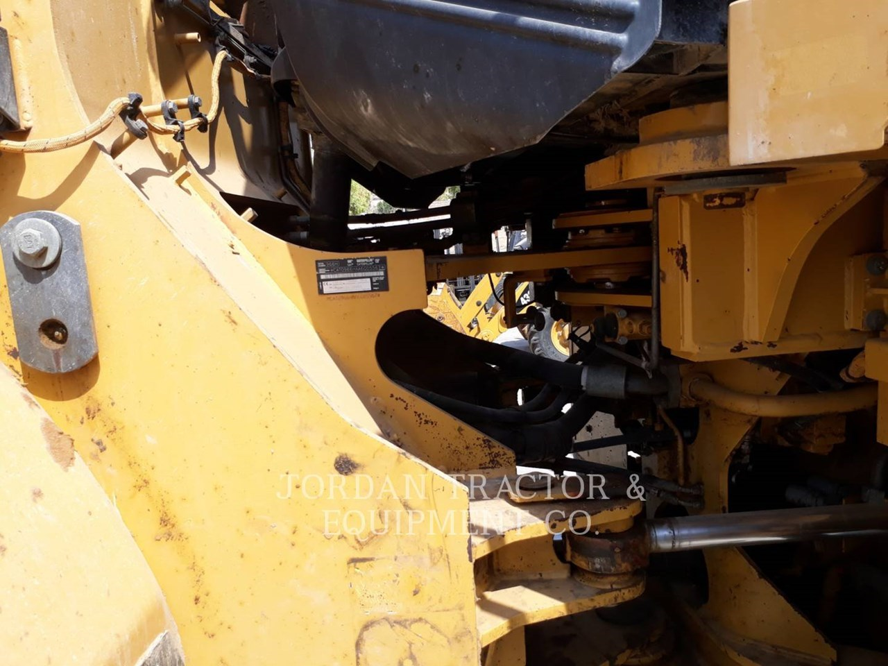 2009 Caterpillar 966H Image 2