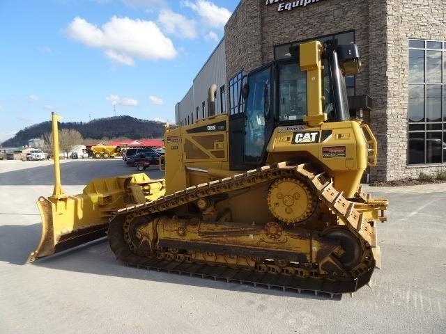 2012 Caterpillar D6N LGP Image 3