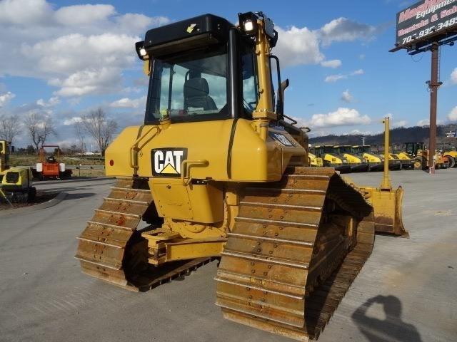 2012 Caterpillar D6N LGP Image 8