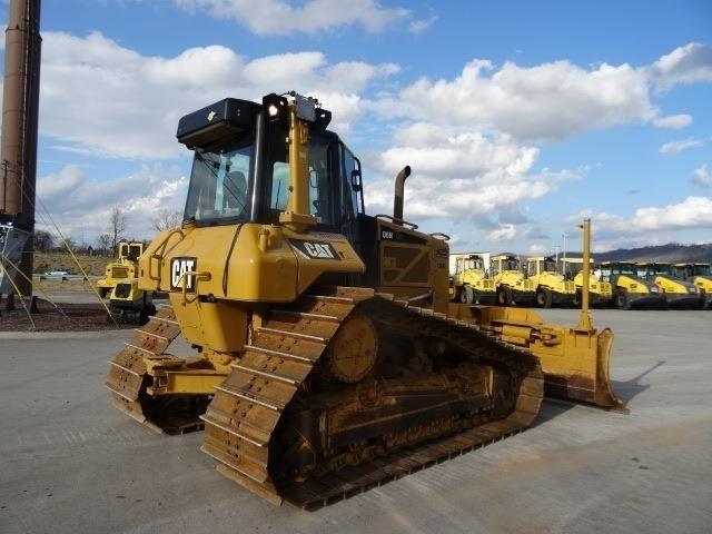 2012 Caterpillar D6N LGP Image 9