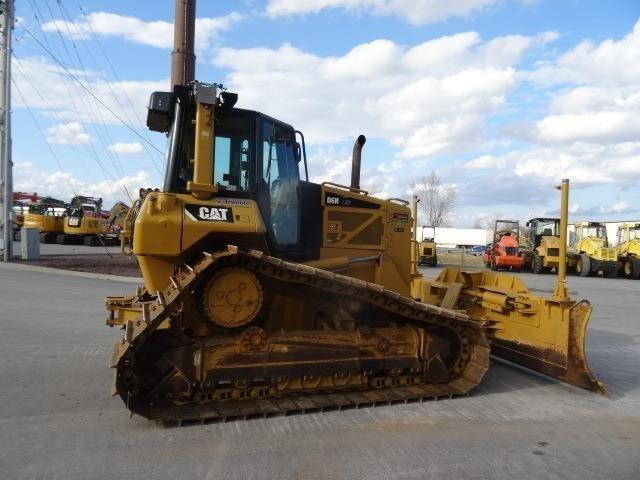 2012 Caterpillar D6N LGP Image 10