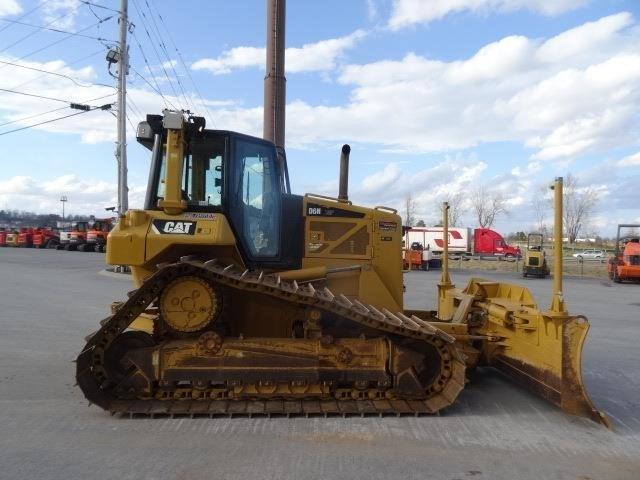 2012 Caterpillar D6N LGP Image 11
