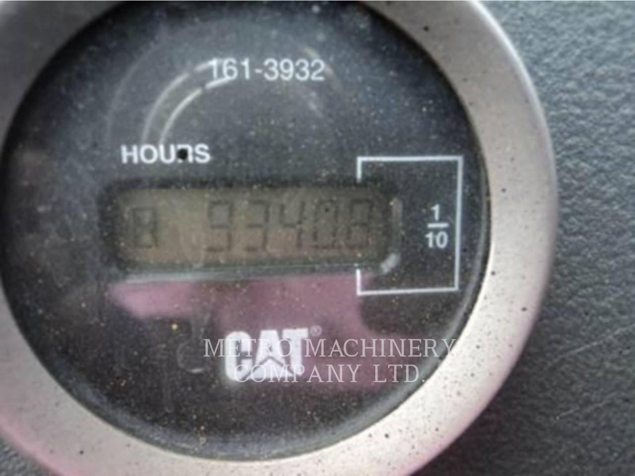1999 Caterpillar 428C Image 4