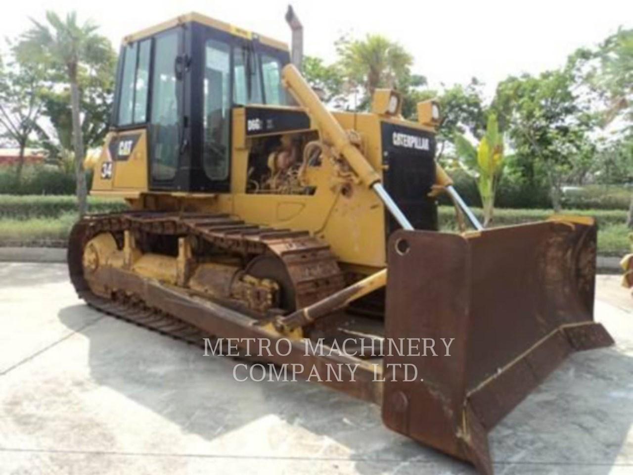 2011 Caterpillar D6G Image 3