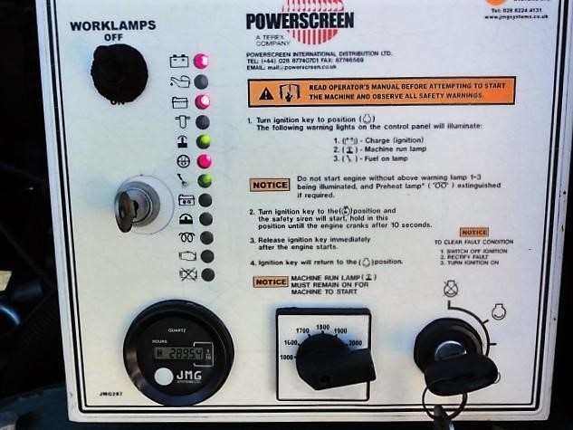 2010 Powerscreen PHOENIX 3300 Image 13