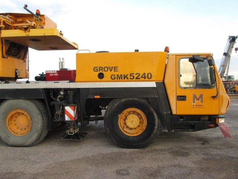 2006 Grove GMK5240 Image 3