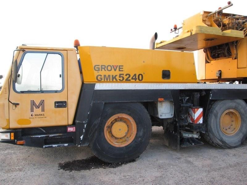 2006 Grove GMK5240 Image 4