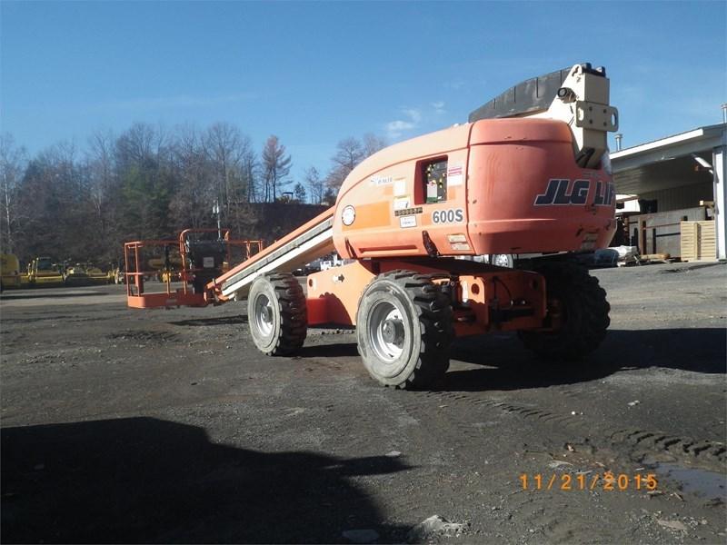 2007 JLG 600S Image 4