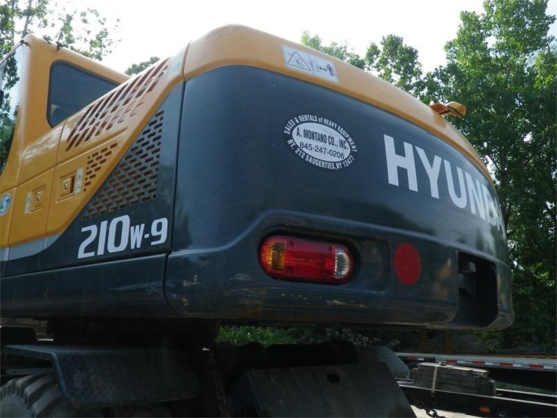 2012 Hyundai ROBEX 210W-9 Image 6