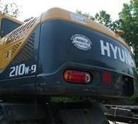 2012 Hyundai ROBEX 210W-9 Thumbnail 6