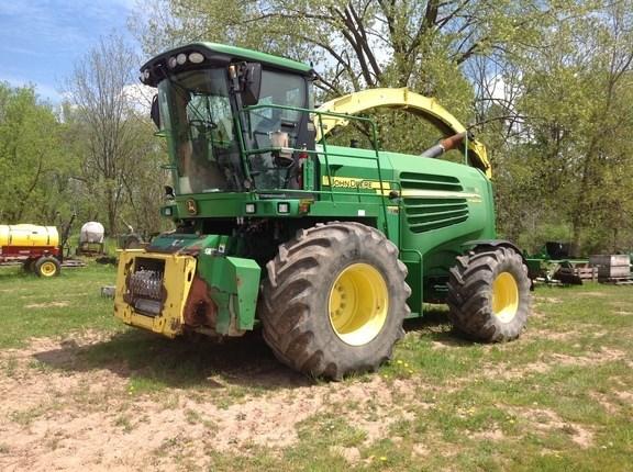 2008 John Deere 7850 Forage Harvester-Self Propelled For Sale