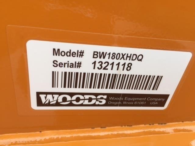 2015 Woods BW180XHDQ Image 2