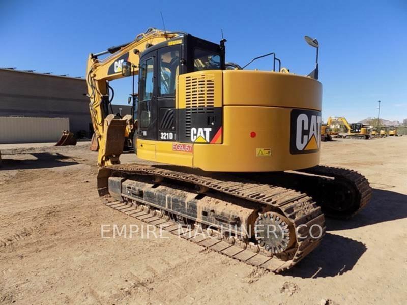 2014 Caterpillar 321D LCRTH Image 3